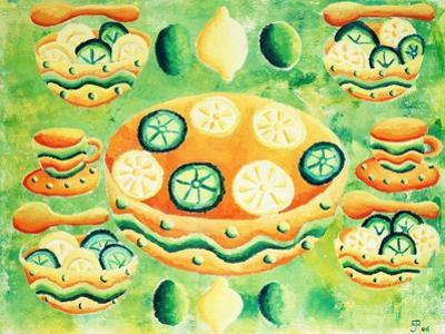 Lemons and Limes with Bowls, 2006