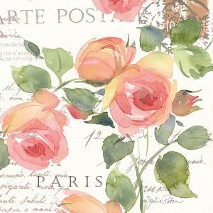 La Vie En Rose I by Julie Paton