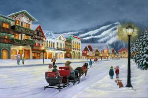 Christmas Village by Julie Peterson
