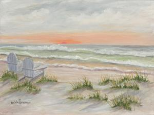 Companions at the Ocean by Julie Peterson