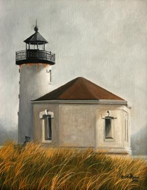 Coquil Lighthouse by Julie Peterson