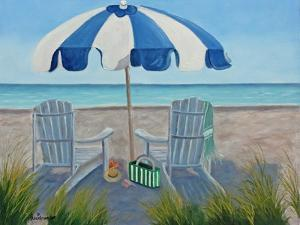 Day at the Beach by Julie Peterson