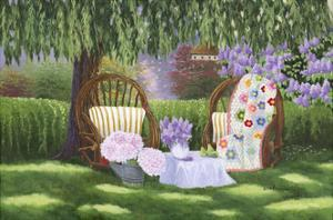 Grandmother's Flower Graden by Julie Peterson