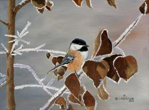 November Frost by Julie Peterson