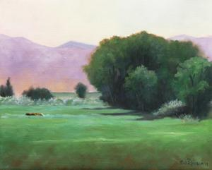 Pasture by Julie Peterson