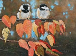Resting on a Branch by Julie Peterson