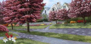 Spring Street by Julie Peterson