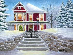 Steps to Christmas by Julie Peterson