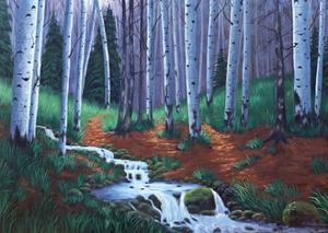 Stoney Creek by Julie Peterson