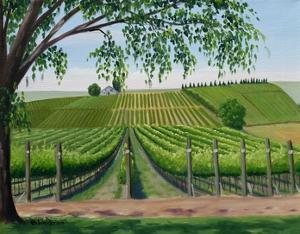 Summer Time Vintners by Julie Peterson