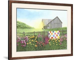 Sunshine Quilt by Julie Peterson