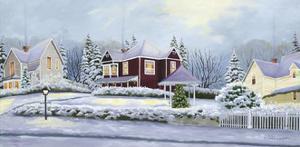 Winter Street by Julie Peterson