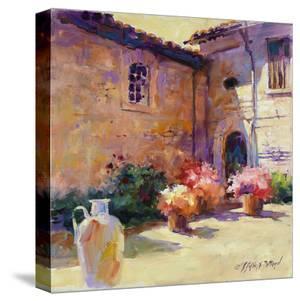 Umbrian Sunlight by Julie Pollard