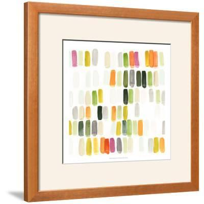 Colorful Swatches II by Julie Silver