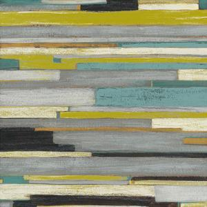 Textile Texture I by Julie Silver