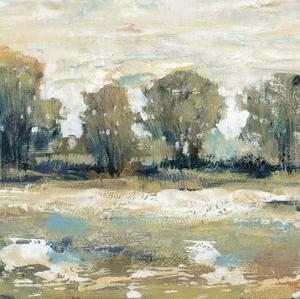 Tree Shade II by Julie Silver