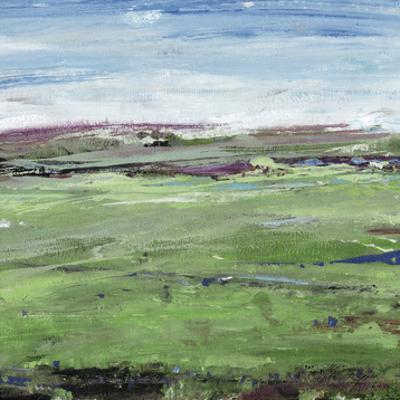 Verdent Vista I by Julie Silver