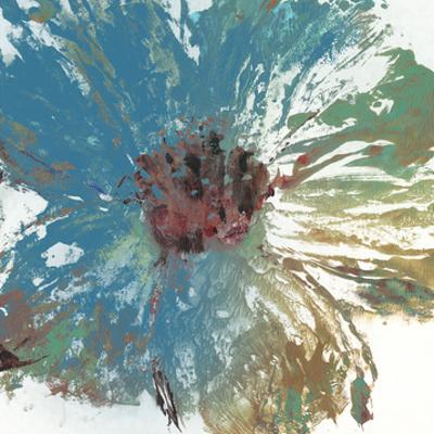Water Floral III by Julie Silver