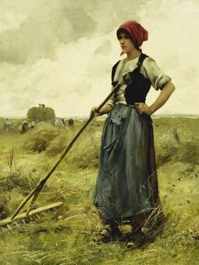 Harvest Time, 1890 by Julien Dupre
