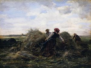 The Harvesters by Julien Dupre