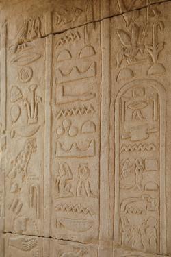 Kom Obo Temple. Aswan, Egypt. by Julien McRoberts