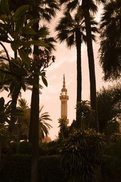 Minaret. Luxor, Egypt. by Julien McRoberts