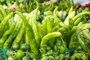 New York City, Ny, USA. Farmers Market by Julien McRoberts