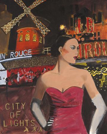 Chic Soir I by Juliette McGill