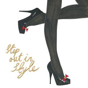 Hot Heels - Step out in Style by Juliette McGill