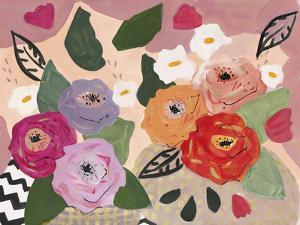 Sofia's Flowers II by Juliette McGill