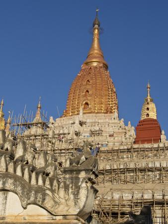 Buddhist Temples of Bagan (Pagan), Myanmar (Burma) by Julio Etchart
