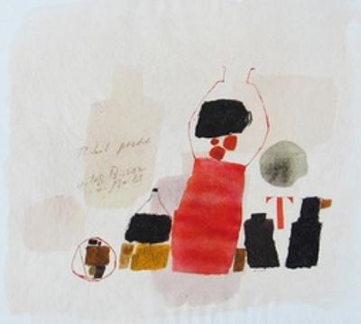 Nihil Perdidi by Julius Bissier