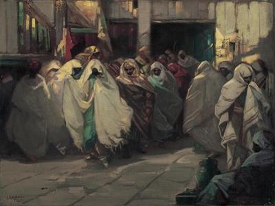 Tunisian Street Scene