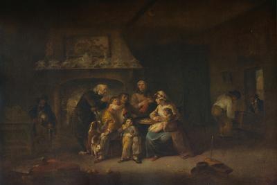 A Married Sailors Return, c1800