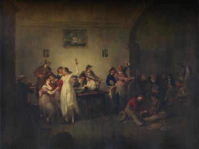 An Unmarried Sailors Return, c1800