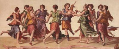 Dance of the Muses