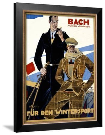 Bach, Fur den Wintersport