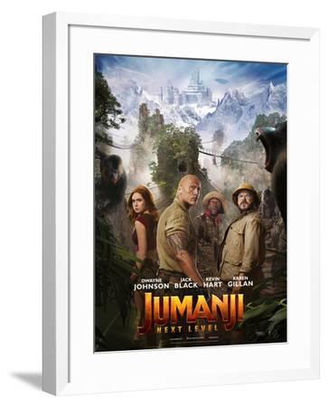 Jumanji The Next Level--Framed Art Print