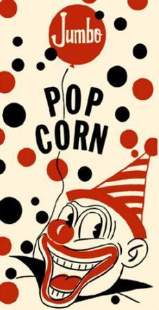 Jumbo Popcorn