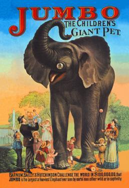 Jumbo, The Children's Giant Pet