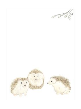 Baby Animals IV by June Erica Vess