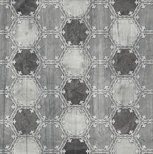 Boho Luxe Tile IV by June Erica Vess