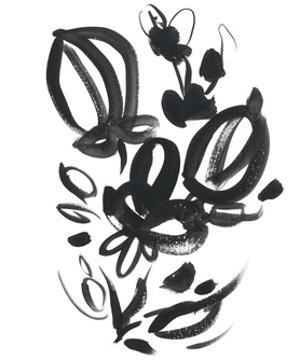 Cameo Bloom III by June Erica Vess