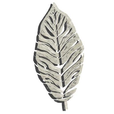 Cut Paper Palms II by June Erica Vess