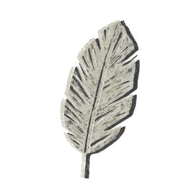 Cut Paper Palms V by June Erica Vess