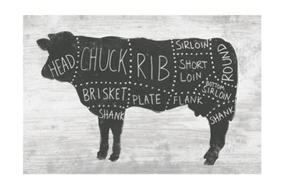 Farmhouse Butcher II by June Erica Vess