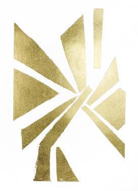 Gold Foil Symbiotic VI by June Erica Vess