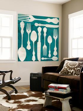 Kitchen Kitsch III by June Erica Vess