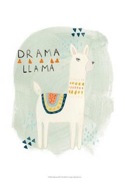 Llama Squad II by June Erica Vess