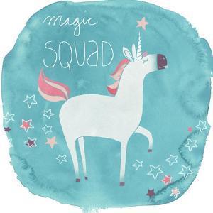 Magic Unicorn Squad III by June Erica Vess